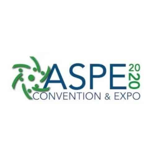 ASPE 2020 Conference and Expo 1